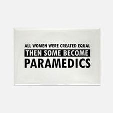 Paramedic design Rectangle Magnet