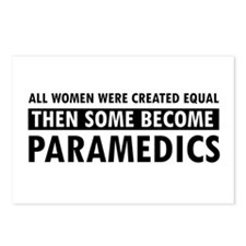 Paramedic design Postcards (Package of 8)