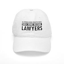 Lawyer design Baseball Cap