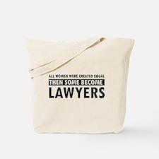 Lawyer design Tote Bag