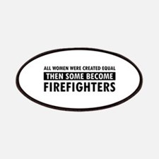 Firefighter design Patches