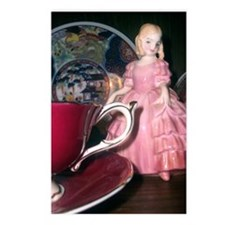Fine China Postcards (Package of 8)
