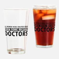 Doctor design Drinking Glass
