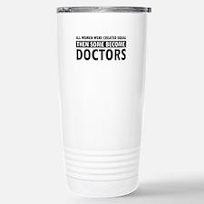 Doctor design Stainless Steel Travel Mug