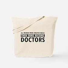 Doctor design Tote Bag