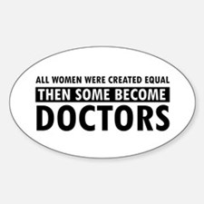 Doctor design Decal