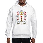 Van Rossum Coat of Arms Hooded Sweatshirt