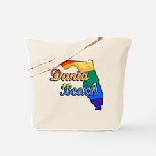 Dania Beach, Florida, Gay Pride, Tote Bag