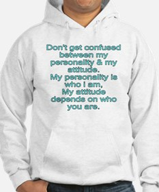 Confused Attitude Hoodie