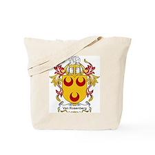 Van Rosenberg Coat of Arms Tote Bag