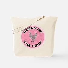 Queen Of The Coop Tote Bag