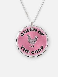 Queen Of The Coop Necklace