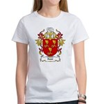 Roest Coat of Arms, Family Cr Women's T-Shirt