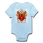 Roest Coat of Arms, Family Cr Infant Creeper