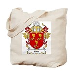 Roest Coat of Arms, Family Cr Tote Bag
