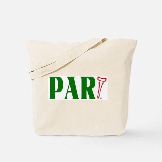 PAR-tee Tote Bag