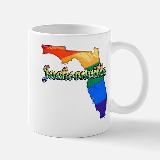 Jacksonville, Florida, Gay Pride, Mug
