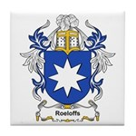 Roeloffs Coat of Arms Tile Coaster