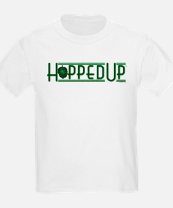 Hopped Up for Beer T-Shirt