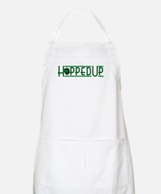 Hopped Up for Beer BBQ Apron