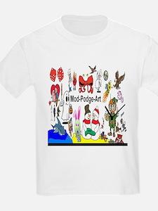 Mod Podge Art T-Shirt