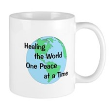 Healing the World Mug