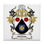 Roelands Coat of Arms Tile Coaster