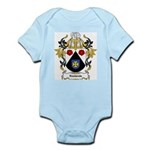 Roelands Coat of Arms Infant Creeper