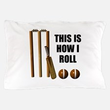 This Is How I Roll Cricket Pillow Case