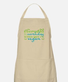Vegan Earth Day Apron