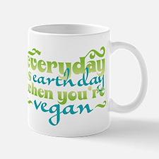 Vegan Earth Day Mug