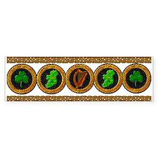 Celtic Ireland Bumper Bumper Sticker