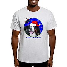 SANTA PAWS Berner T-Shirt
