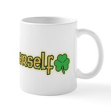Tis Herself Irish Mug