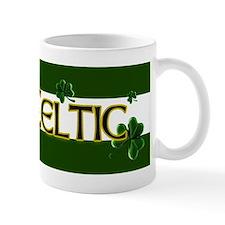 Celtic Football Irish Shamrock Mug