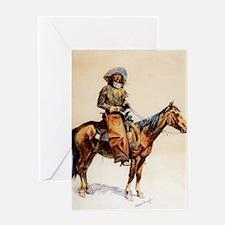 Best Seller Wild West Greeting Card