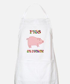 Awesome Pigs Apron