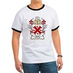 de Raadt Coat of Arms Ringer T