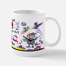 Mod Podge Art SPECIAL Mug
