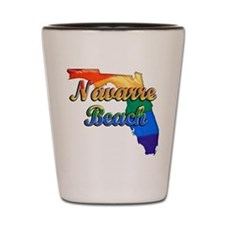 Navarre Beach, Florida, Gay Pride, Shot Glass