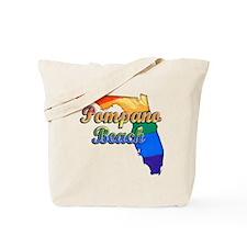 Pompano Beach, Florida, Gay Pride, Tote Bag
