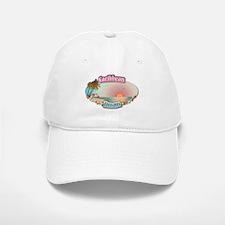 Caribbean Dream Baseball Baseball Cap