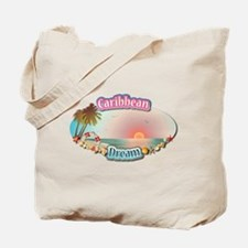 Caribbean Dream Tote Bag