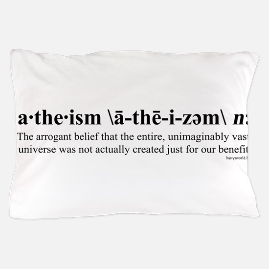 Skeptics12 Pillow Case