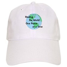 Healing the World Baseball Cap