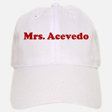 Mrs. Acevedo Baseball Baseball Cap