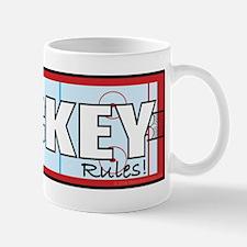 Hockey RULES! Mug