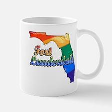 Fort Lauderdale, Florida, Gay Pride, Mug