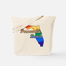 Pensacola Beach, Florida, Gay Pride, Tote Bag