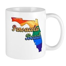 Pensacola Beach, Florida, Gay Pride, Mug